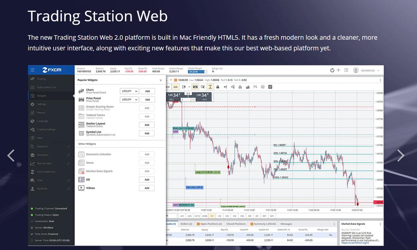 FXCM-Trading-Station