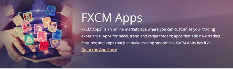 FXCM Apps