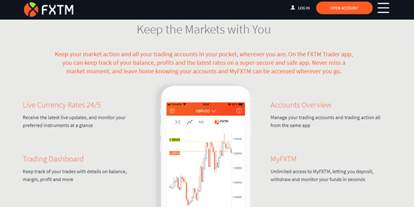 FXTM App
